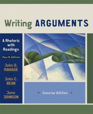 Writing Arguments by John D. Ramage