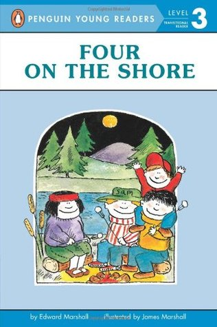 Four on the Shore (Easy to Read level 3)