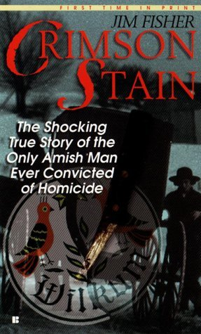 Crimson Stain by Jim Fisher