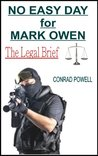 No Easy Day for Mark Owen: The Legal Brief