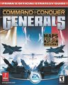 Command & Conquer Generals: Prima's Official Strategy Guide