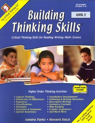 Building Thinking Skills Book 2: Student Book with Answer Guide Grades 4-6