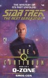 Q-Zone (Star Trek: The Next Generation #48; The Q Continuum, #2)
