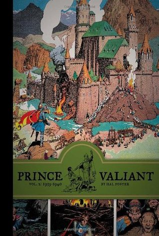 Prince Valiant, Vol. 2: 1939-1940 (Prince Valiant (Hardcover) #2)