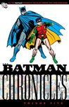 The Batman Chronicles, Vol. 5