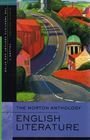 The Norton Anthology of English Literature, Vol. F by M.H. Abrams