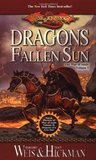 Dragons of a Fallen Sun (Dragonlance: The War of Souls, #1)