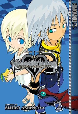 Kingdom Hearts Chain of Memories, Vol. 2 by Shiro Amano