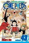 One Piece, Volume 43: Legend of a Hero (One Piece, #43)