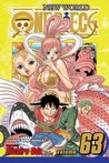 Otohime and Tiger (One Piece, #63)