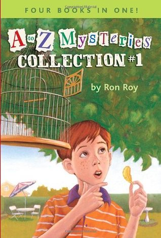 A to Z Mysteries: Books A-D [Collection #1]