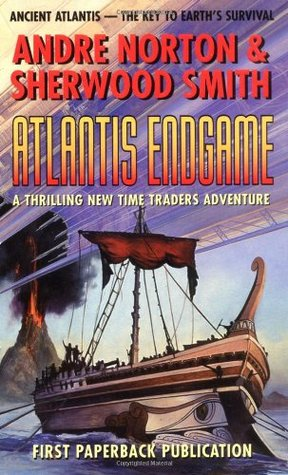 Atlantis Endgame: A New Time Traders Adventure (Time Traders / Ross Murdock, #7)