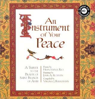 An Instrument of Your Peace with CD (Audio)