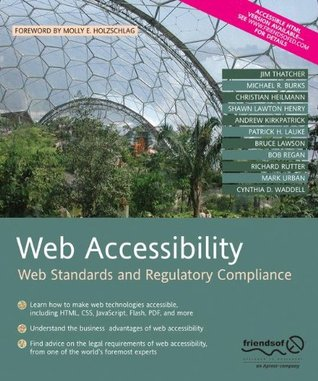 Web Accessibility by Jim Thatcher