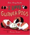 I Love Guinea Pigs (Read and Wonder Books)