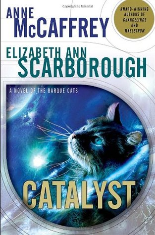 Catalyst (Tales of the Barque Cats #1)