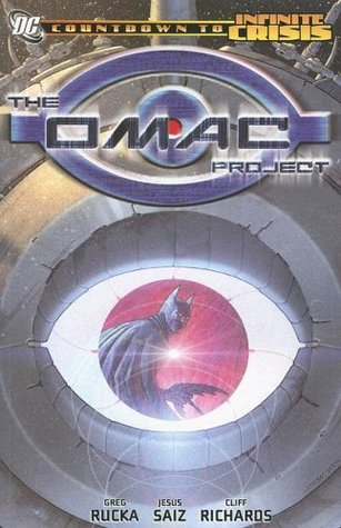 The OMAC Project by Greg Rucka