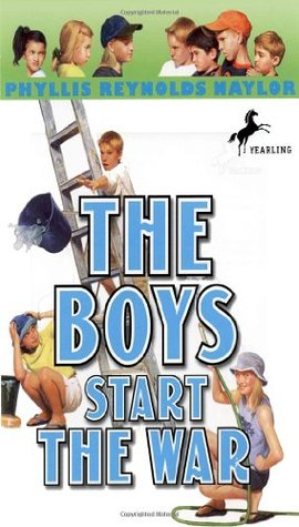 The Boys Start the War (Boy/Girl Battle, #1)