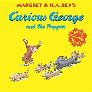 Curious George and the Puppies