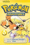 Pokémon Adventures, Vol. 4 by Hidenori Kusaka