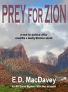 Prey for Zion (An RV Travel Mystery with Max & Isabel)
