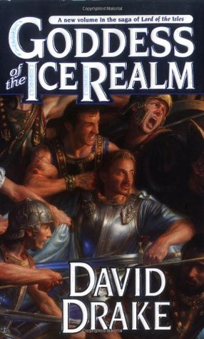 Goddess of the Ice Realm by David Drake