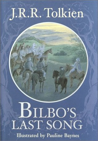 Bilbo's Last Song (Middle-Earth Universe)