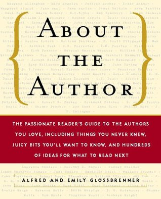 About the Author by Alfred Glossbrenner