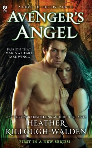 Avenger's Angel (The Lost Angels #1)