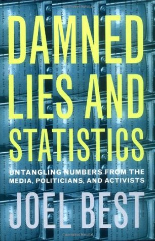 damned lies and statistics book review