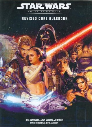 Star Wars Roleplaying Game by Bill Slavicsek