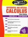Theory and Problems of Differential and Integral Calculus (Schaum's Outline Series) 3rd edition