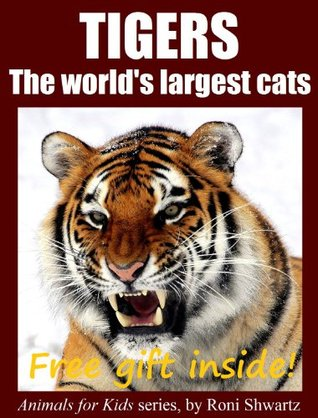 Children's book: Tigers: Facts and pictures of the world's largest cats (Animals for Kids)