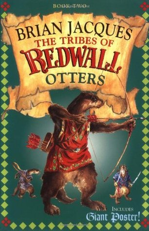 Tribes Of Redwall by Brian Jacques