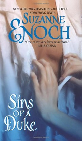 Sins of a Duke by Suzanne Enoch