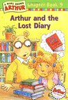 Arthur and the Lost Diary (Arthur Chapter Book, #9)
