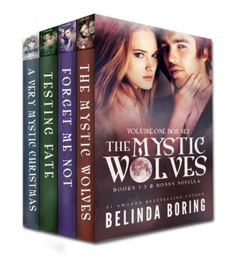The Mystic Wolves (Mystic Wolves, #1-3 + novella)