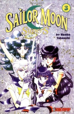 Sailor Moon SuperS, #3 by Naoko Takeuchi