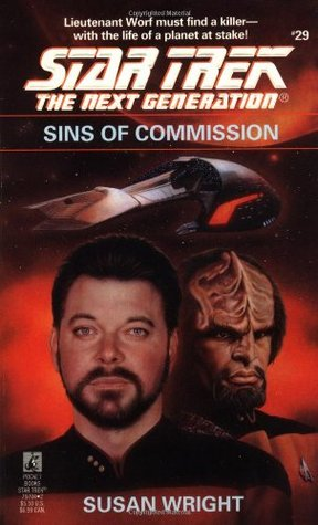 Sins of Commission by Susan Wright