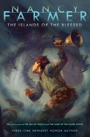 The Islands of the Blessed (Sea of Trolls, #3)
