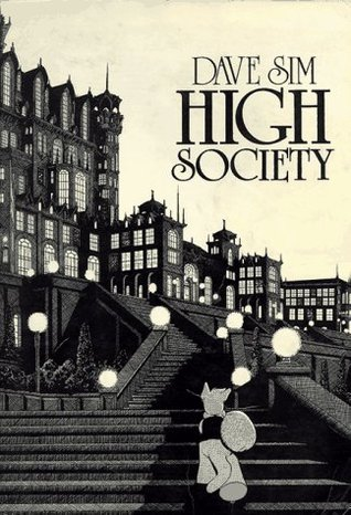 High Society by Dave Sim