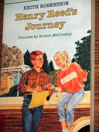 Henry Reed's Journey by Keith Robertson