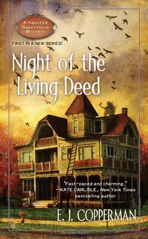 Night of the Living Deed by E.J. Copperman