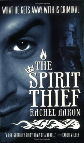 The Spirit Thief by Rachel Aaron