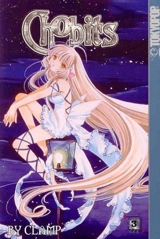 Chobits, Vol. 3 by CLAMP