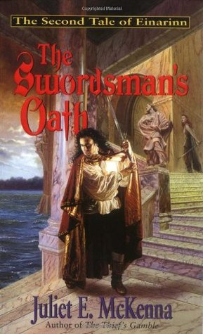 The Swordsman's Oath (The Tales of Einarinn #2)