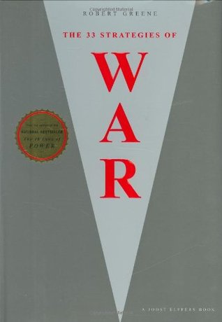 The 33 Strategies of War (Unabridged) - Robert Greene