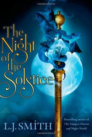 Night of the Solstice by L.J. Smith