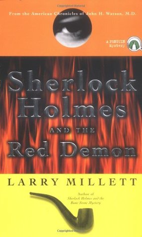 Sherlock Holmes and the Red Demon (Sherlock Holmes in Minnesota #1)