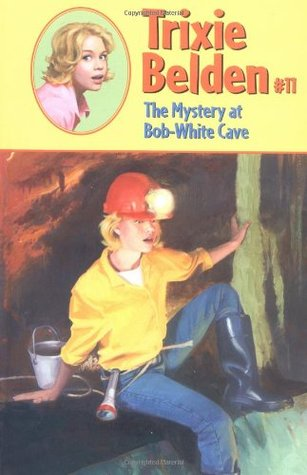 The Mystery at Bob-White Cave by Kathryn Kenny